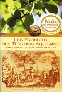 Les produits des terroirs Aquitains