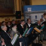 L'ouverture de la séance par l'Orchestre de Chambre d'Agen