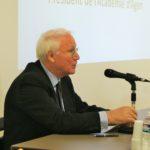 M. de FLAUJAC, président de l'Académie d'Agen